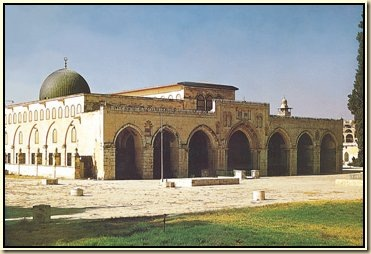 Al-Aqsza mecset_Jeruzsalem
