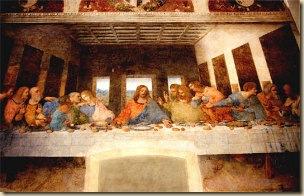 Leonardo da Vinci - Utolsó vacsora