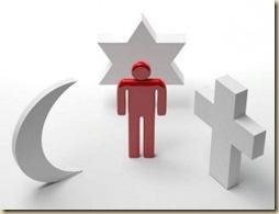 Keresztény, zsidó és muszlim_egyház