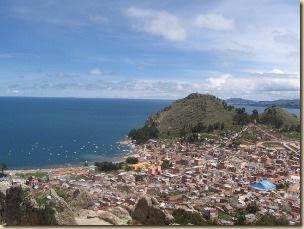 a bolíviai Copacabana