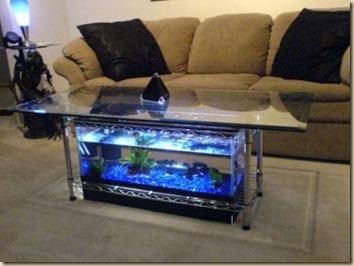 akvárium-állvány