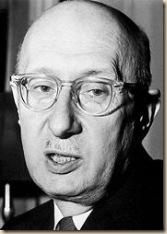 Békésy György 1961-ben