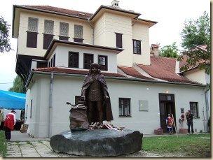 II. Rákóczi Ferenc emlékháza Kassán