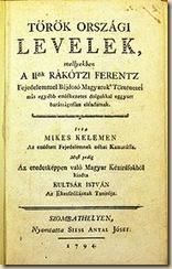 Mikes_Kelemen_Törökországi_levelek