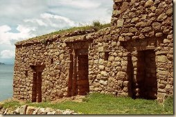 Pilco Cayma palotája, Napsziget