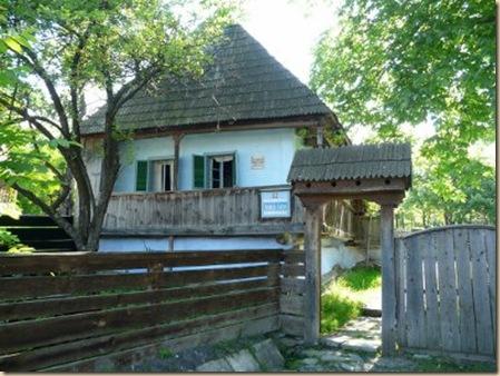 Tamási Áron szülőháza