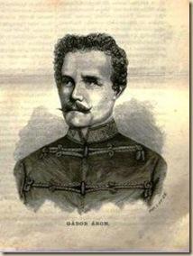 Gábor Áron, Pollák Zsigmond metszete, 1881_300x