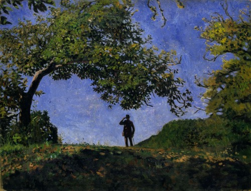 Károly_Ferenczy_(1862-1917)_On_the_Hill-top_(1901)