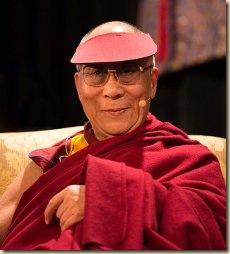 The Dalai Lama in 2014