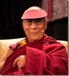 The Dalai Lama in 2014