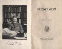 Vámbéry könyv