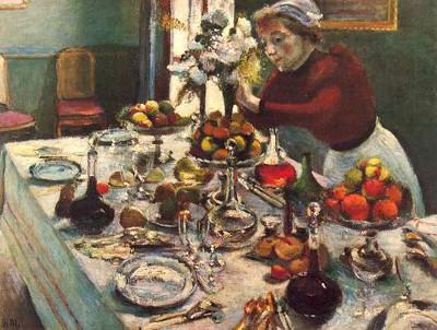 Henri Matisse teritett asztal_400x