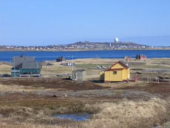 Vardø island