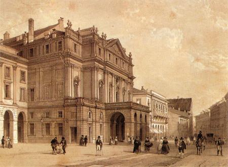 A milánói Teatro alla Scala a 19. században_450x