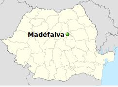 Madéfalva