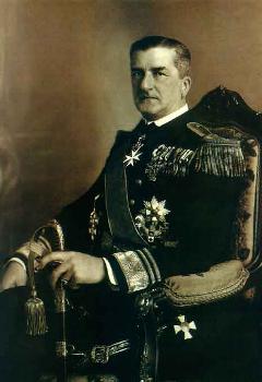 HorthyMiklos portre