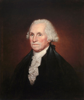 Rembrandt Peale – George Washington