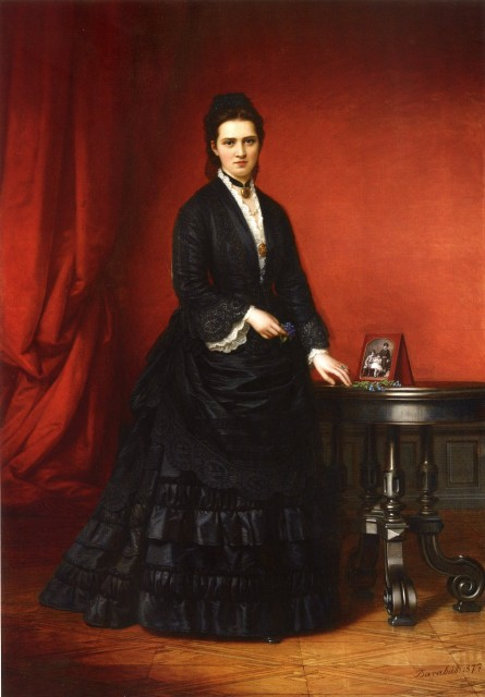 BarabasMiklos--Grof_Nadasdy_Ferencne_grof_Zichy_Ilona_(1877)