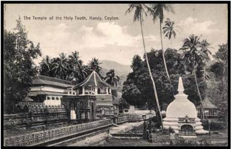 A kandy-i Szent Fog Temploma