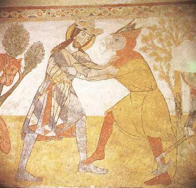 Szent László-legenda