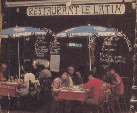 Restaurant le Latin