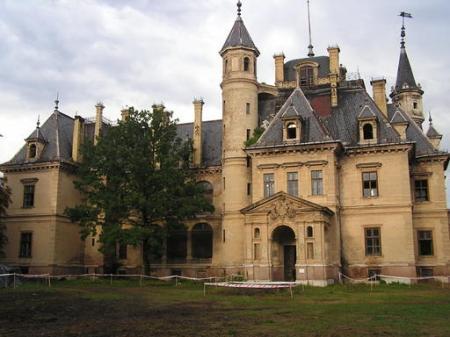 Schossberger-kastély (Tura)