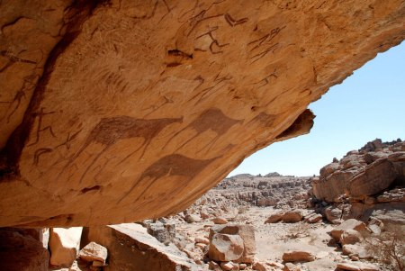 Cazadores-neoliticos-de-Kurkur-Talh