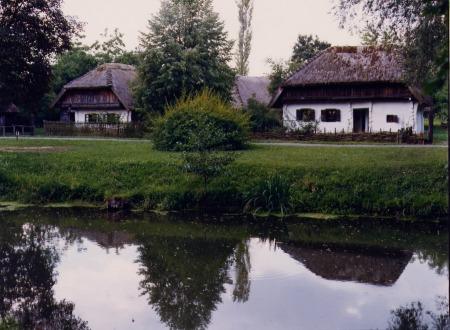 Kávási és Kálóczfai ház (Göcseji Falumúzeum)