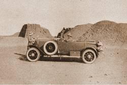 Steyr túrakocsi