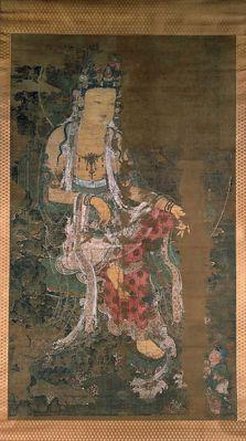 Goryeo-Avalokiteshvara-1310-kagami_Jinjya_Temple