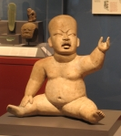 Olmec_baby-face_figurine,_Snite