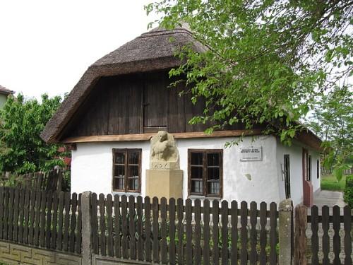 Ady szülőháza