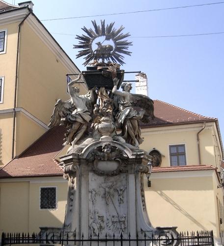 Frigyláda-szobor_Győr