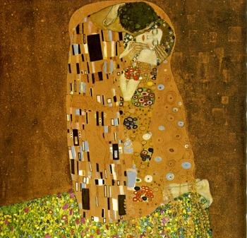 Gustave Klimt_der_kuss