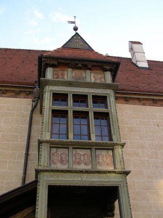 Bártfa városháza