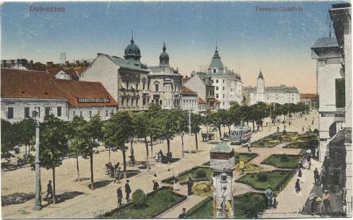 Debrecen_Piac_utca_old
