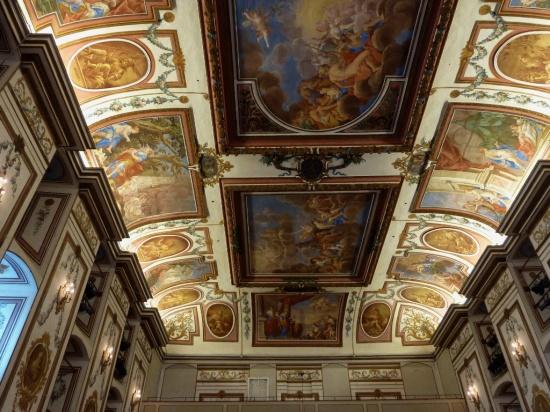Esterházy-kastély Kismarton