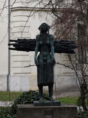 Somogyi József: Rudnai Gyula síremléke
