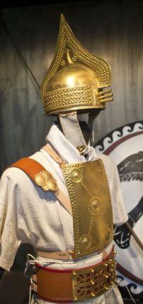 Etrusz harcos