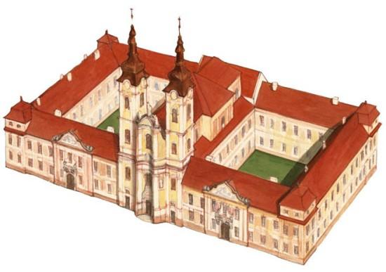 Jászó, premontrei templom és kolostor