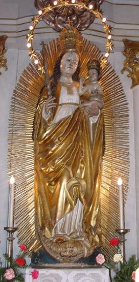 Csíksomlyói Mária
