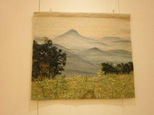 Málik Irén textilművész