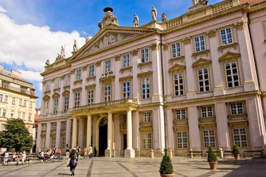 Pozsoni prímási palota