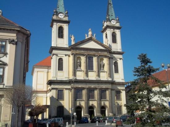 püspöki székesegyház, Szombathely