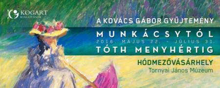 Kovács Gábor gyűjteményes kiállítása