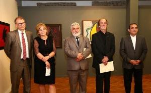 Aknay János kiállítása
