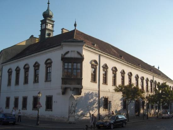 Régi budai városháza