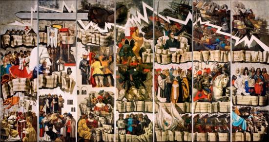 Aba-Novák Vilmos: Francia-magyar történelmi kapcsolatok