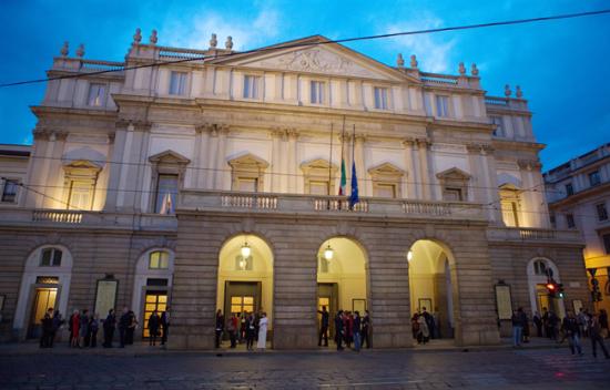 Milánói Scala-1