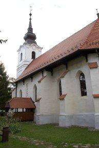 Sonkád, református templom